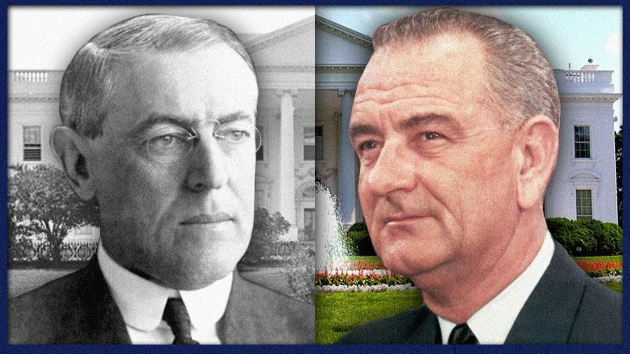 Controversial Presidents: Reassessing Woodrow Wilson and Lyndon Johnson