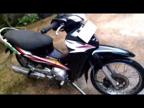 Ganti deck motor Karisma 125D full body