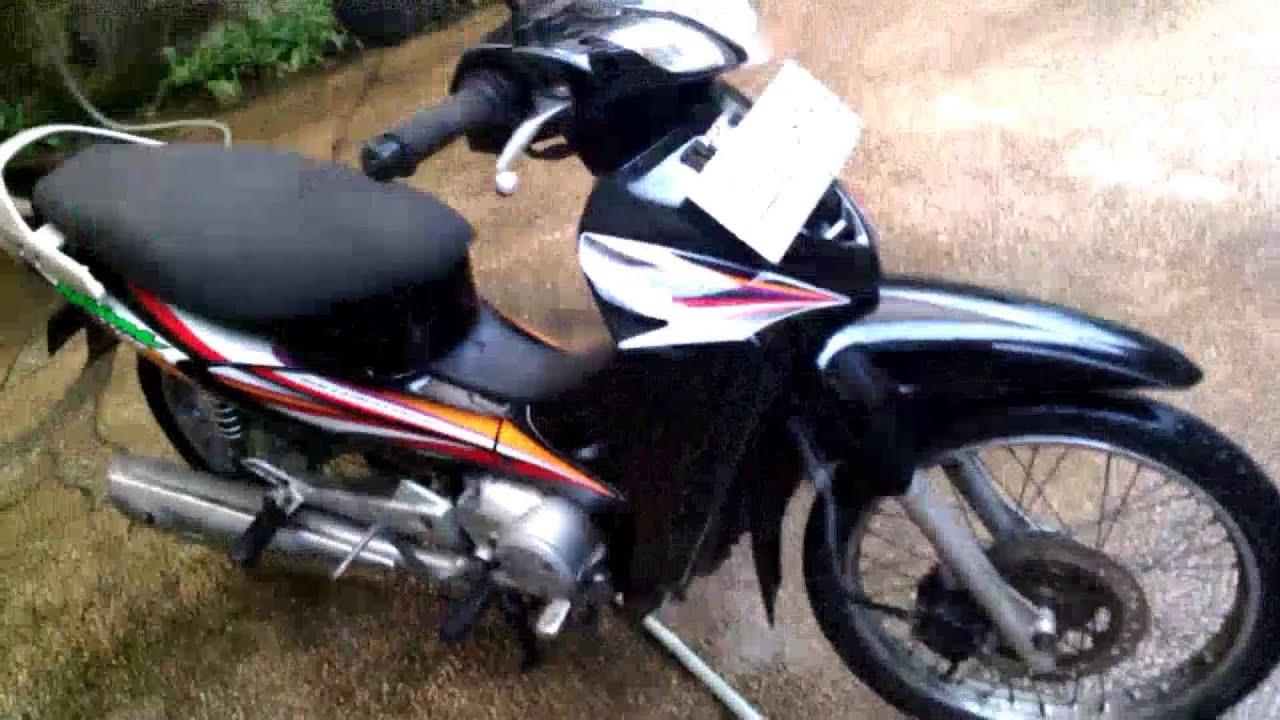 Ganti Deck Motor Karisma 125D Full Body YouTube