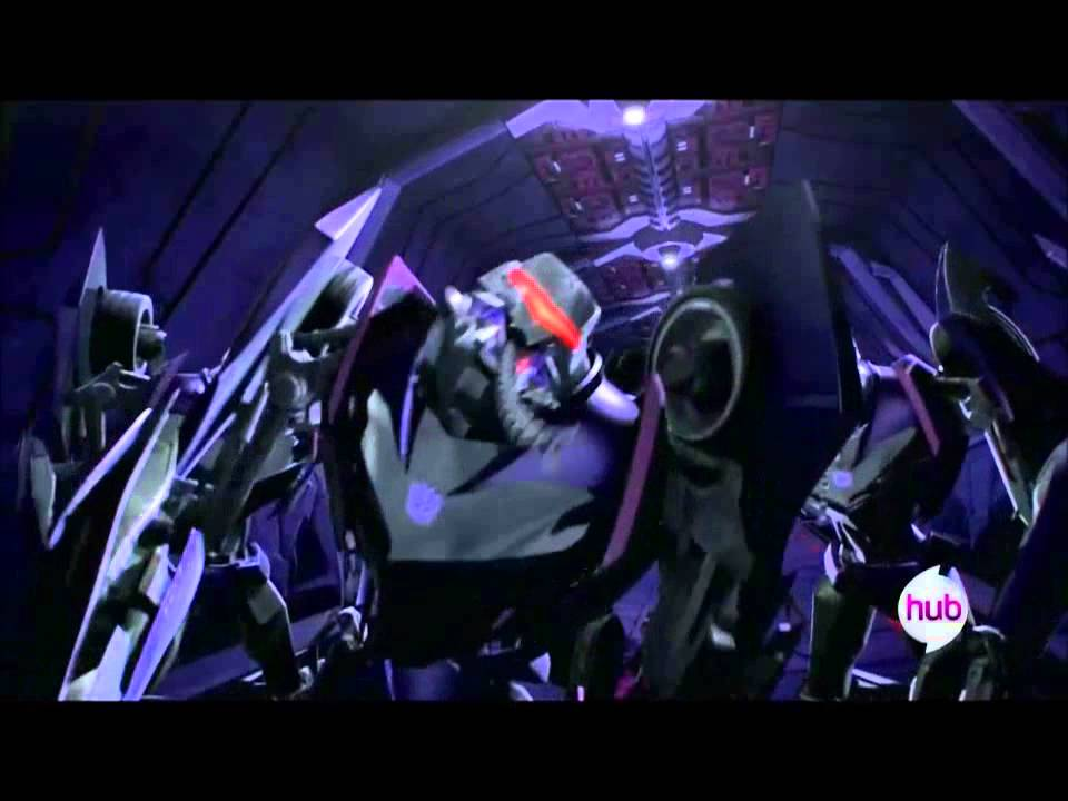 Transformers Prime Zombies Tribute (It's Party Time ...