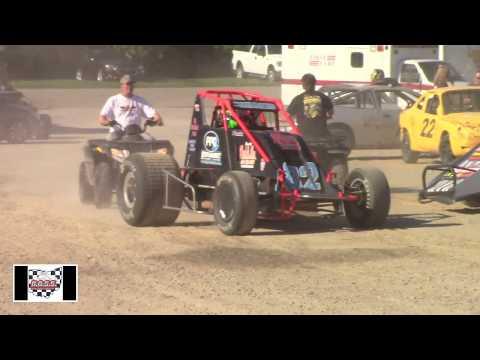 BOSS at Lawrenceburg Speedway 7-29-17