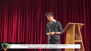Concours d'éloquence - Lions Club Avallon Trois rivières - Édition 2015 à Avallon (89)