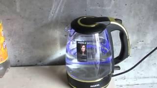 Чайники MARTA видео обзор /   kettle MARTA