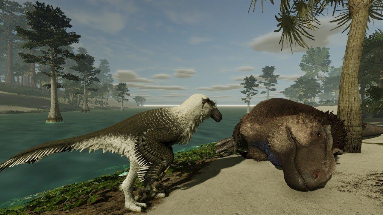 حياة الديناصورات صرنا اكبر Saurian 7 Youtube