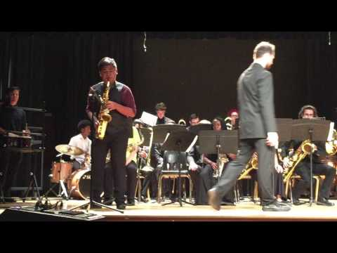 "Oakleaf High School Jazz Band 1 ""Jazz Police"""