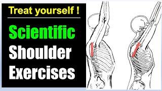 5. Rotator Cuff Rehabilitation Shoulder impingement pain relief - Infraspinatus exercises