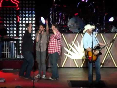 "Toby Keith - ""Get Out of My Car"" - 6.22.2012 - YouTube
