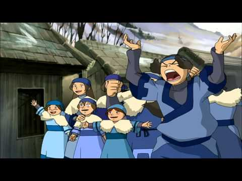 Avatar The Last Airbender: Foaming Mouth Seizure Guy HQ