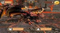 Dragon Simulator Online: Be A Dragon - ByTurbo Rocket Games - Simulation - Itunes/Google Play