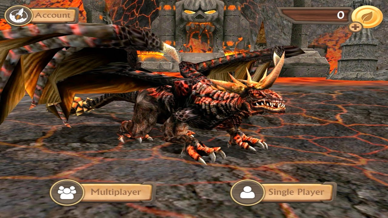 Play Online Dragon Games