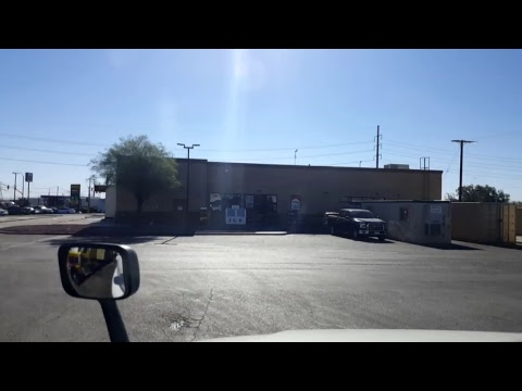 BigRigTravels LIVE! Bakersfield to Kramer Junction, California CA Route 58 East
