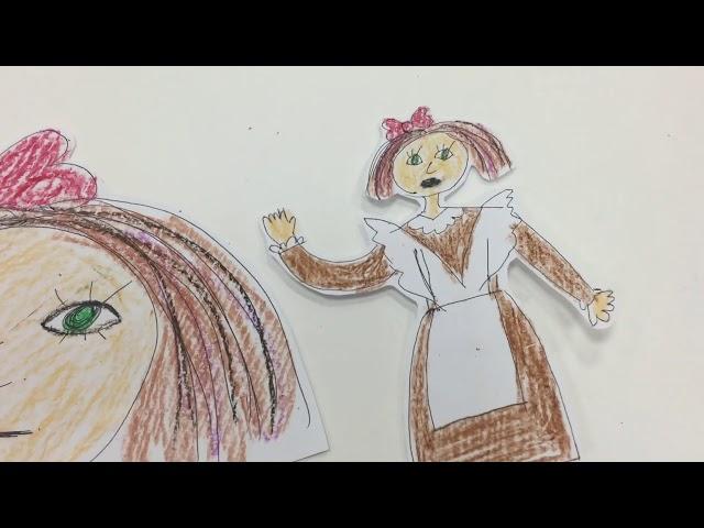Изображение предпросмотра прочтения – НатальяГлоза представляет буктрейлер кпроизведению «О чем думает моя голова» И.М.Пивоваровой