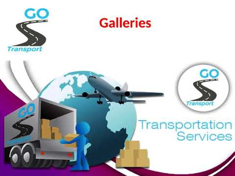 GO Transport Pte. Ltd. - Top Van Delivery Service in Singapore