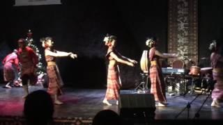 Tari Paci asal Nusa Tenggara Timur