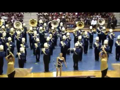 "Varina High School Marching Band ""Kennel Classic 2015"""