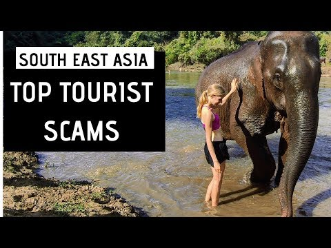 TRAVEL SCAMS Asia 2019 | What To Avoid: Thailand, Philippines, Vietnam, Cambodia