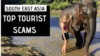 TRAVEL SCAMS Asia 2019 | What to avoid: Thailand, Philippine...