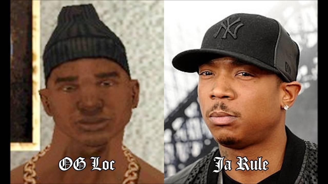 GTA SA Characters In Real Life PART 2/2