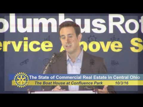 ColumbusRotary  The State of Commercial Real Estate