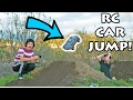 INSANE RC CAR JUMP!!