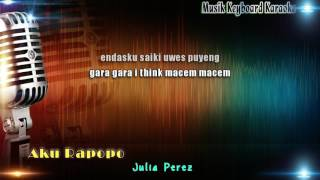 Video Aku Rapopo Karaoke Tanpa Vokal download MP3, 3GP, MP4, WEBM, AVI, FLV Oktober 2019