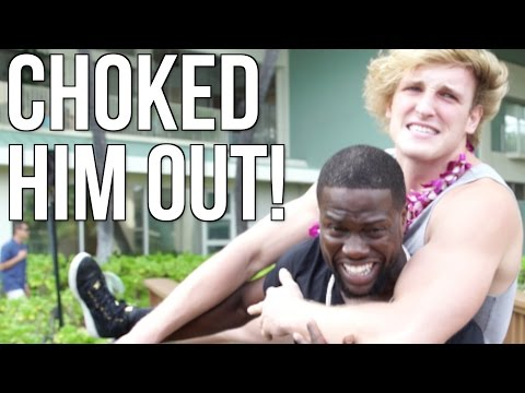 I FOUGHT WITH KEVIN HART!
