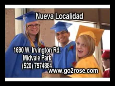 Spanish Commercial Pima Rose Academy wmv
