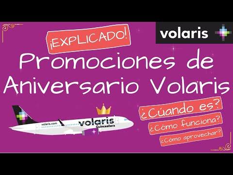 Aniversario de Volaris 🎂 ¿Cuándo es el Aniversario Volaris? 🔥 Tips para aprovechar esta promoción! 🥳