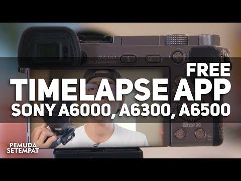 Free Timelapse App Untuk Kamera Sony
