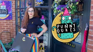 SHOP WITH ME: Punnydukes (Magical Shop)