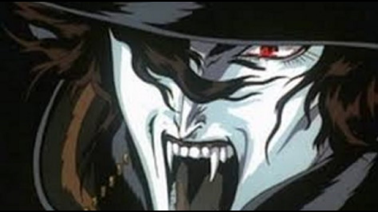 Vampire Hunter D Anime Characters : Hd d  full movie