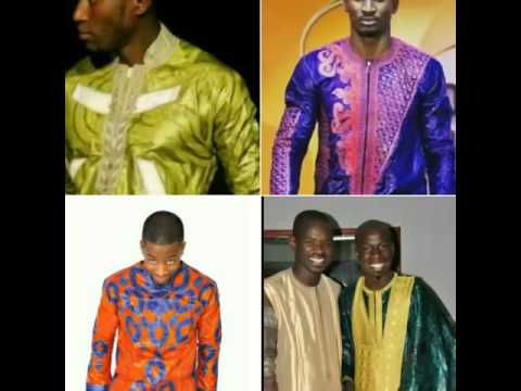 Stylish African/SeneGambian Fashion Outfits, Designs For Men