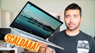 RECENSIONE XIAOMI Mi Notebook Air 13.3 (Ultimate): Intel Core i7 a 910€