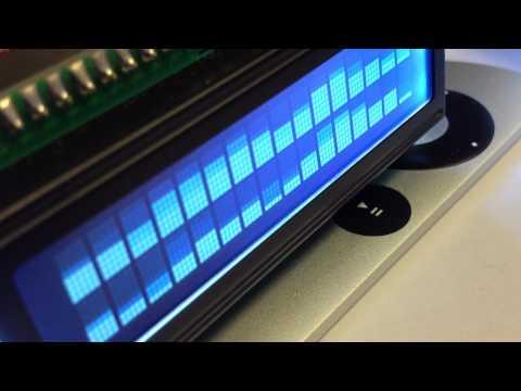 LCD vumeter and volume level   Doovi