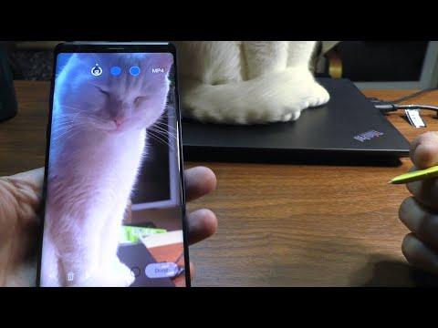 Купил Телефон Краткий Обзор и Первые Впечатления часть 2 (Samsung Galaxy Note9)