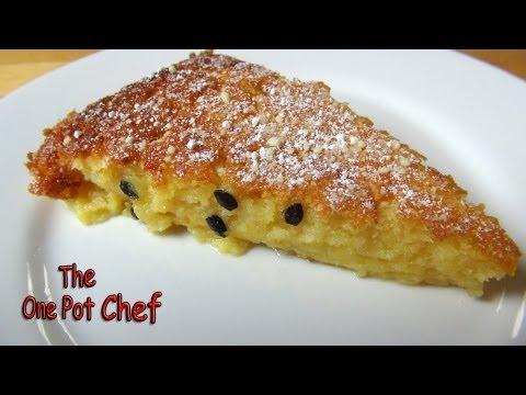 Passionfruit Coconut Pie   One Pot Chef