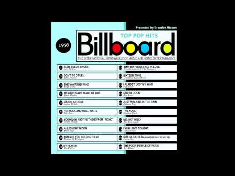 Billboard Top Pop Hits - 1956