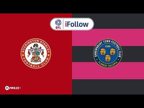 Accrington Shrewsbury Goals And Highlights