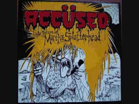 The Accüsed - The return of martha splatterhead (1986) full album