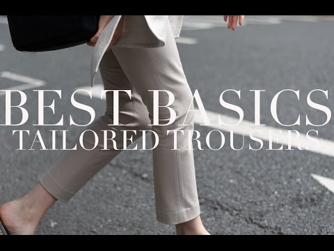 Testing Basics | Tailored Trousers, £20-£300