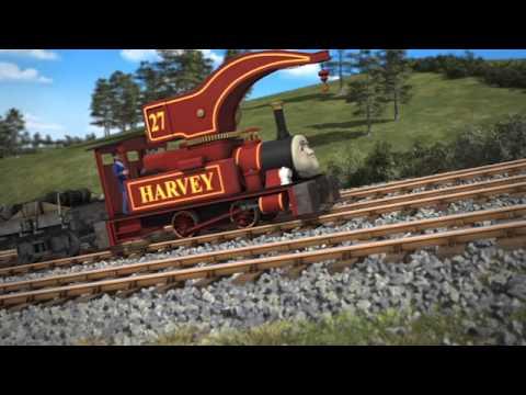 Thomas And Friends Ontmoet Harvey YouTube