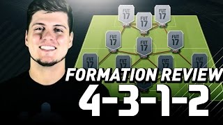BEST PRESSURE FORMATION FOR FUT CHAMPIONS IN FIFA 17 ULTIMATE TEAM! THE 4312 FORMATION GUIDE!