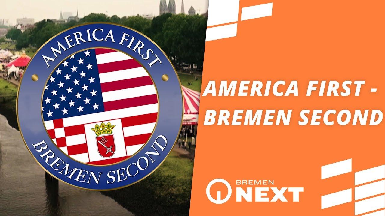 america first bremen second bremen next youtube. Black Bedroom Furniture Sets. Home Design Ideas