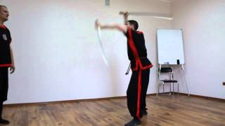 Казацкая гимнастика Оберег видео 059(, 2015-07-11T10:29:17.000Z)