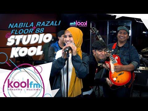 NABILA RAZALI & FLOOR 88 - Pematah Hati (LIVE) - Studio Kool