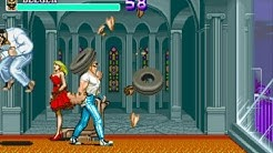 Final Fight 1 arcade gameplay playthrough longplay