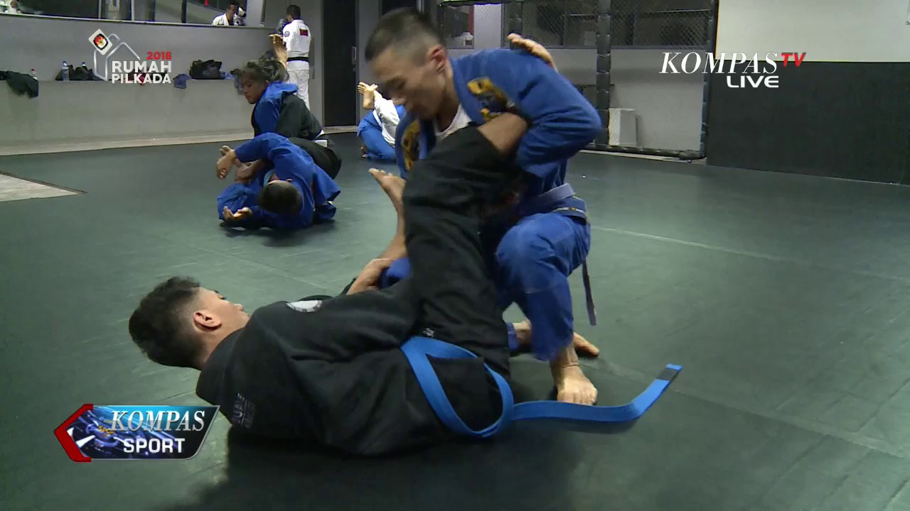 Tim Jiu Jitsu Akan Jalani Training Camp Di Jepang
