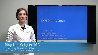 Chronic Obstructive Pulmonary Disease (COPD) in Women | UCLAMDCHAT