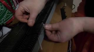 Северянка вязальная машина 1ряд (набор петель)
