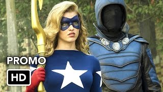 """DC's Legends of Tomorrow 2x02 Promo """"The Justice Society of America"""" (HD)"""